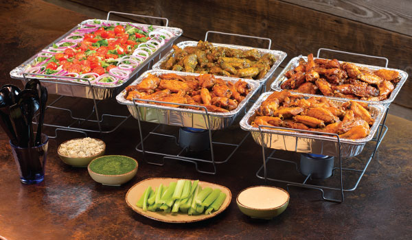 pocono catering more themed events rh poconohotdog com chicken wing buffet restaurant chicken wing buffet hong kong